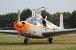 Saab 91D Safir 1959 PH-RLD