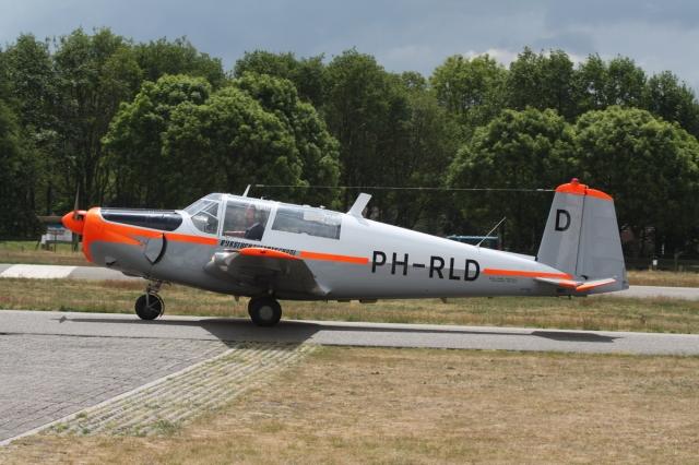 Saab 91 Safir PH-RLD