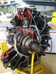 Pratt & Whitney R-1820-F60 (1941)  Negencilinder stermotor uit o.a. de DC-3.