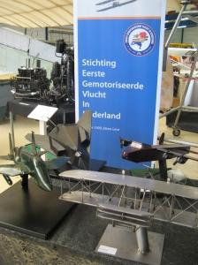 metalen vliegtuigmodellen