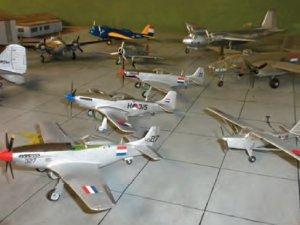 Modellen van de IMPS
