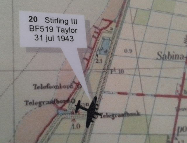 Crashkaart-Stirling-31-7-1943